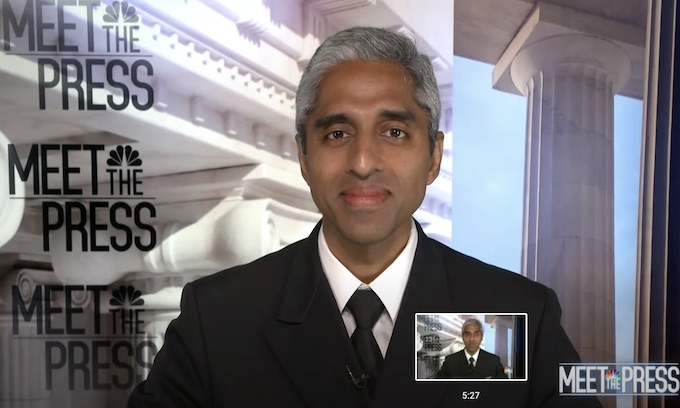 Surgeon general claims vaccine mandates are appropriate, legal measures