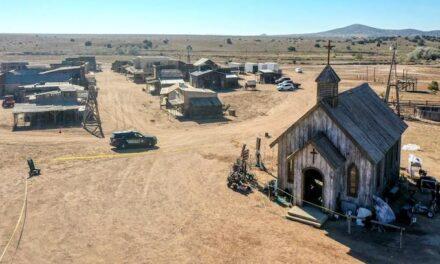 Alec Baldwin's gun in 'Rust' shooting was used for target practice by crew members