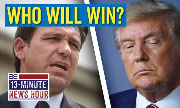 Trump vs. DeSantis: Who Will Win? 2024 Presidential Election