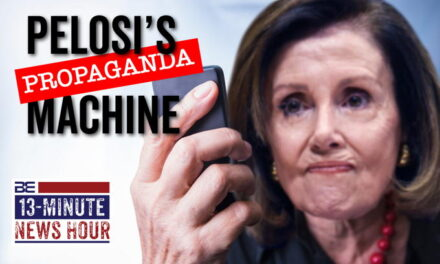 Propaganda Machine? Pelosi Scolds Media for Not Selling Biden Plan