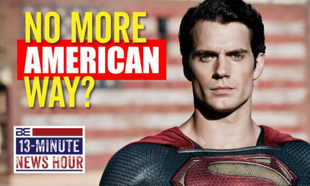 No More American Way? DC Comics to Change Iconic Superman Slogan