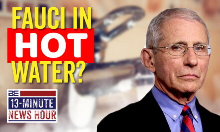 In HOT Water? Fauci's Claims Don't Add Up Following NIH Statement