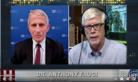 Fauci pressed if he should 'step aside' as an 'impediment to public health': 'People won't listen to you'