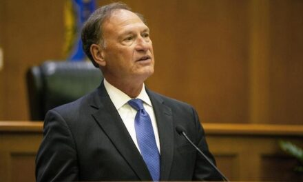 A 'dangerous cabal'? Alito says high court is no such thing