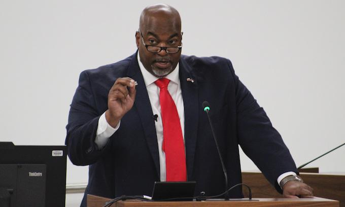 NC senator demands Lt. Gov. Mark Robinson resign for calling homosexuality 'filth'