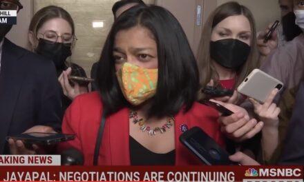 The Squad's in charge with radical leftist Pramila Jayapal holding Biden's agenda hostage