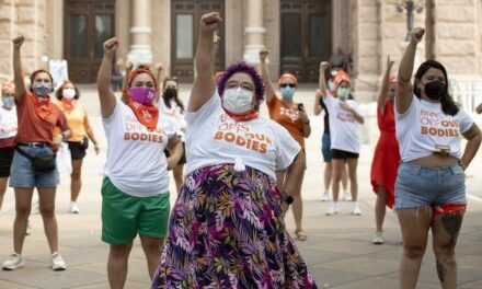 Texas abortion law foes target lawmakers' corporate donors