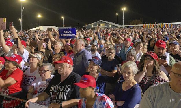 Trump in Iowa: 'Make America Great Again, Again'